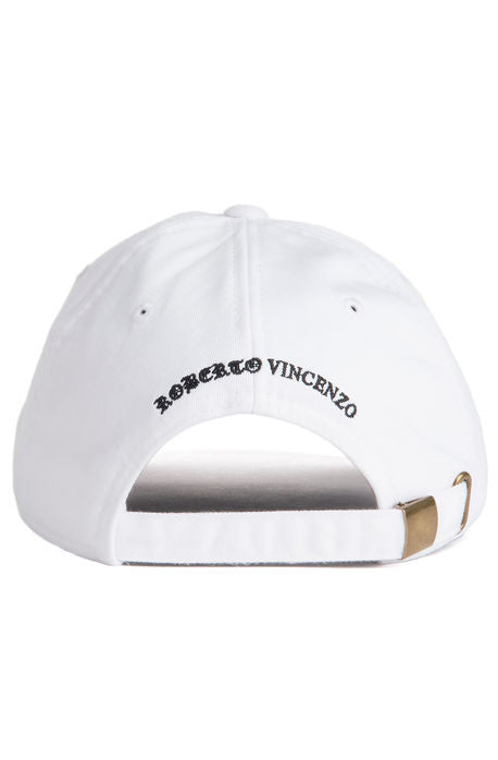 Ice Cream Man (white) dad hat - Roberto Vincenzo
