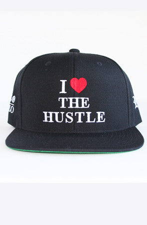I Love the Hustle (Snapback) - Roberto Vincenzo