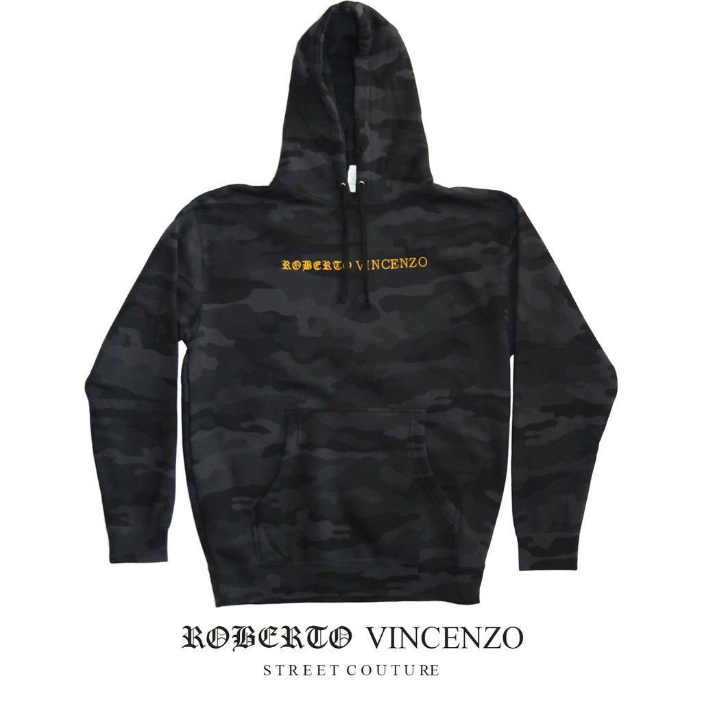 Roberto Vincenzo Hoodie (Black Forest)