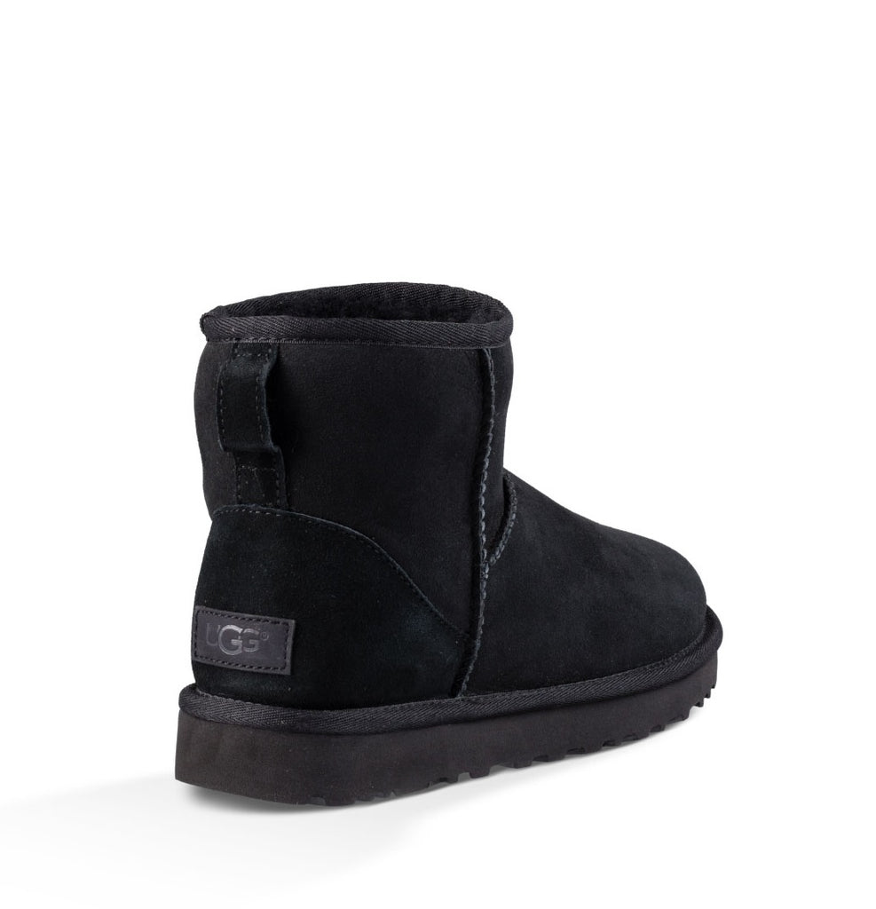 UGG Boot - Classic Mini II - Black (back order available Feb) - Macaroon Collection