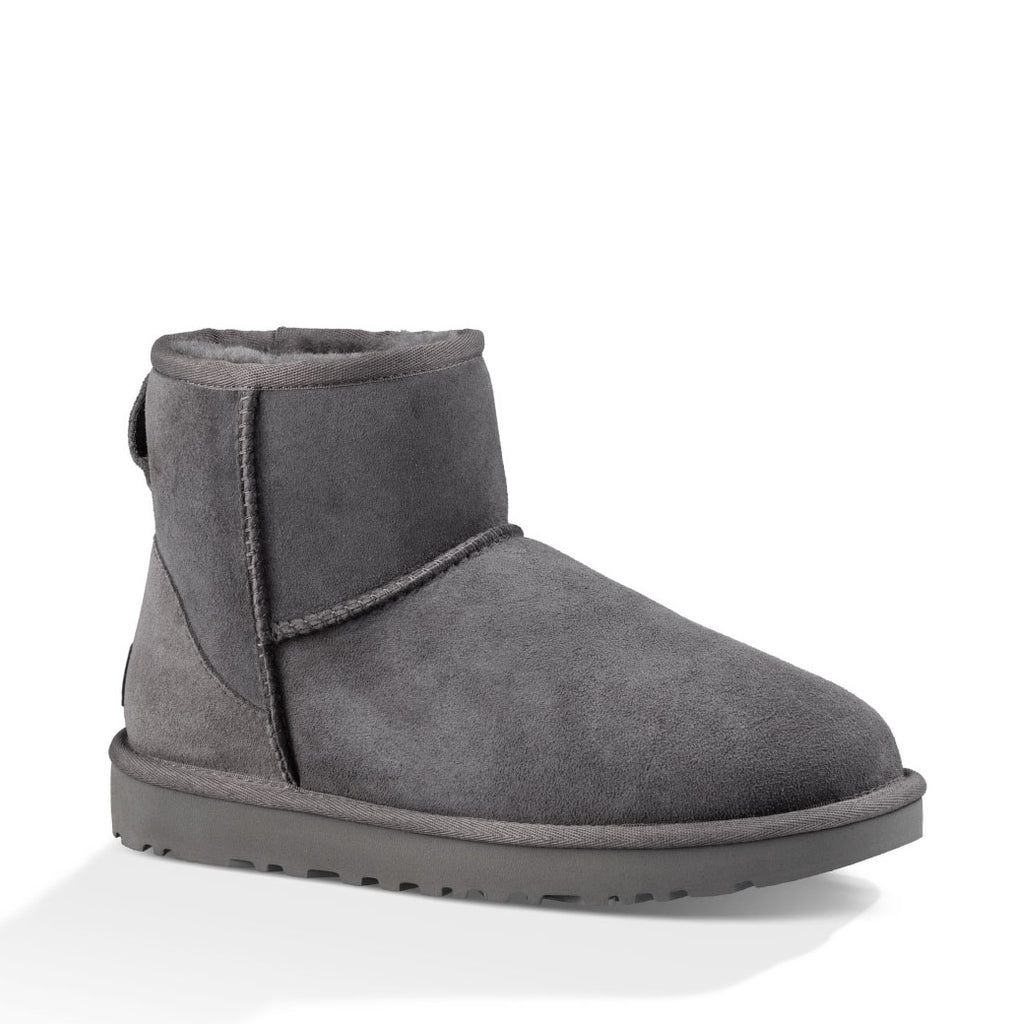 UGG Boot - Classic Mini II - Grey - Macaroon Collection