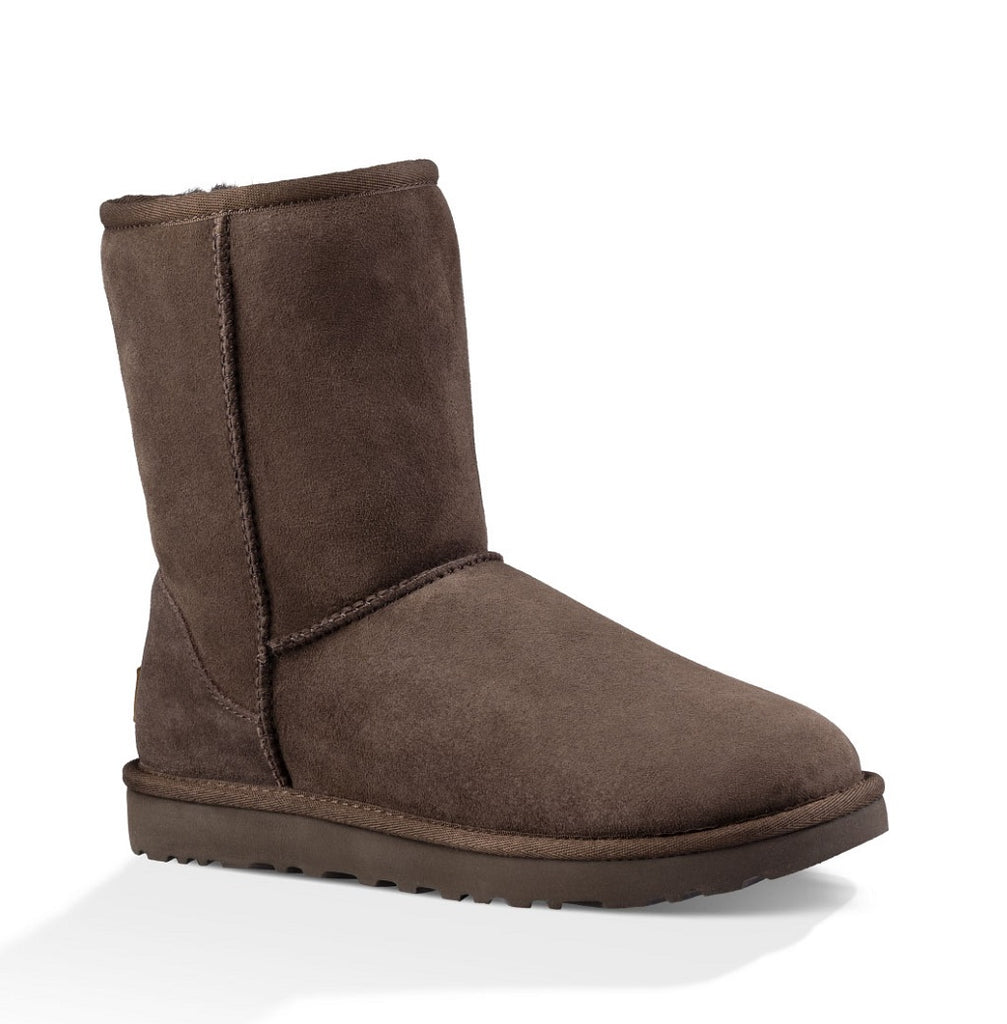 UGG Boot - Classic Short II - Chocolate - Macaroon Collection