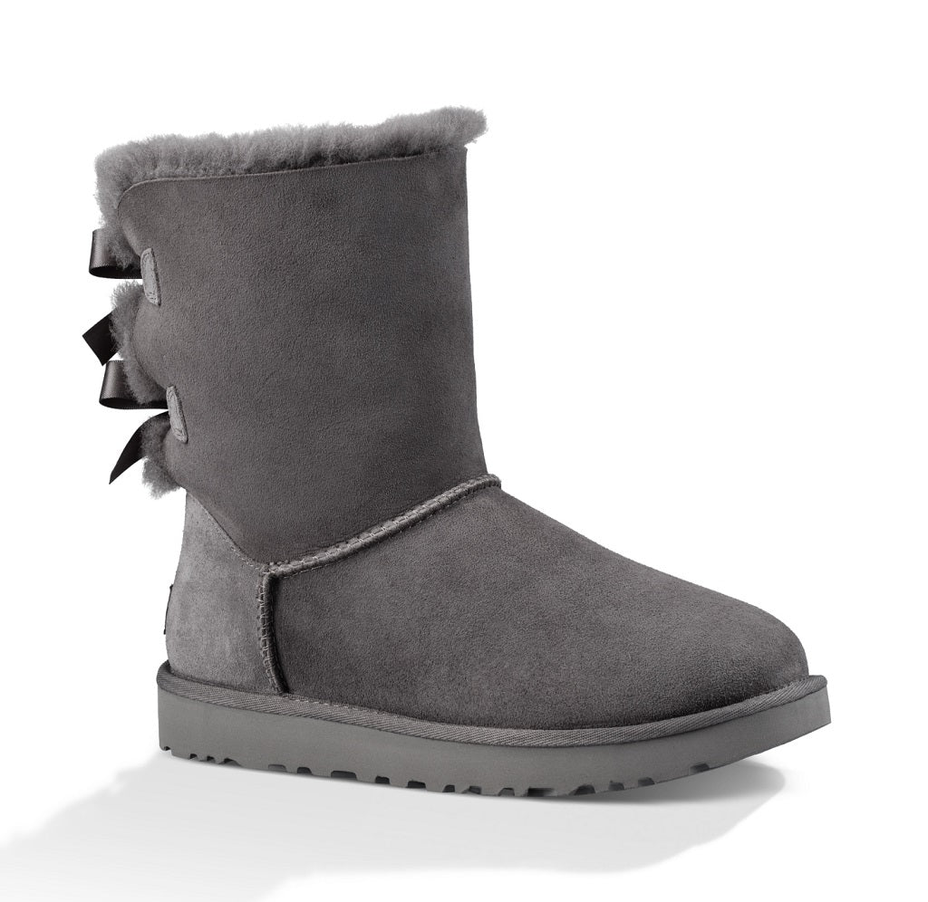 UGG Boot - Bailey Bow II - Grey