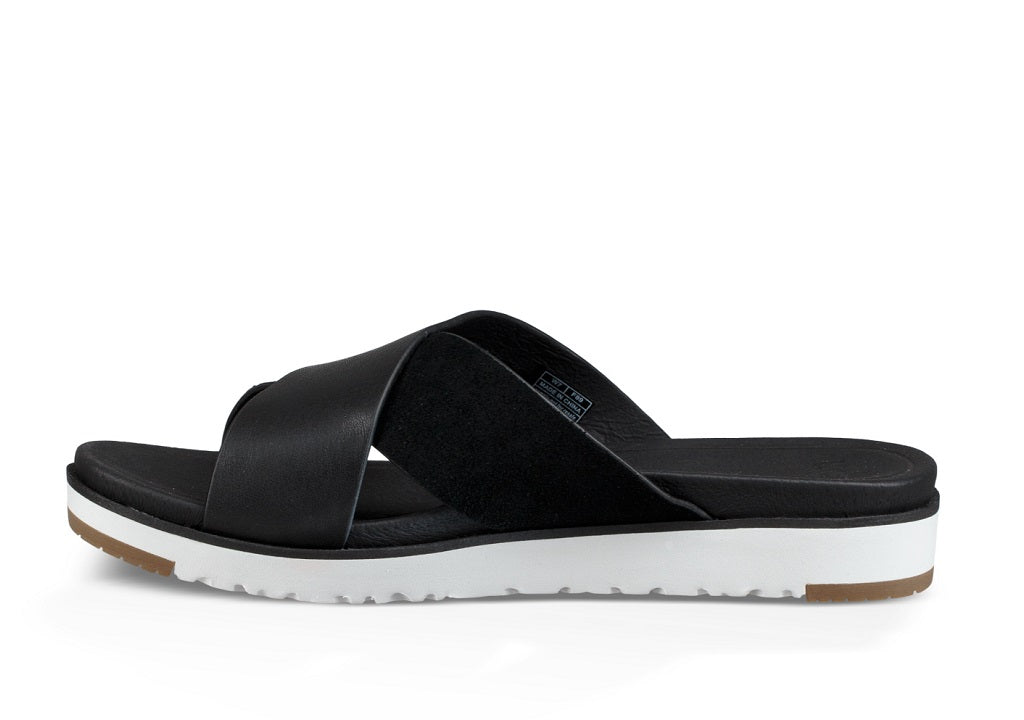 UGG Sandals - Kari - Black - Macaroon Collection