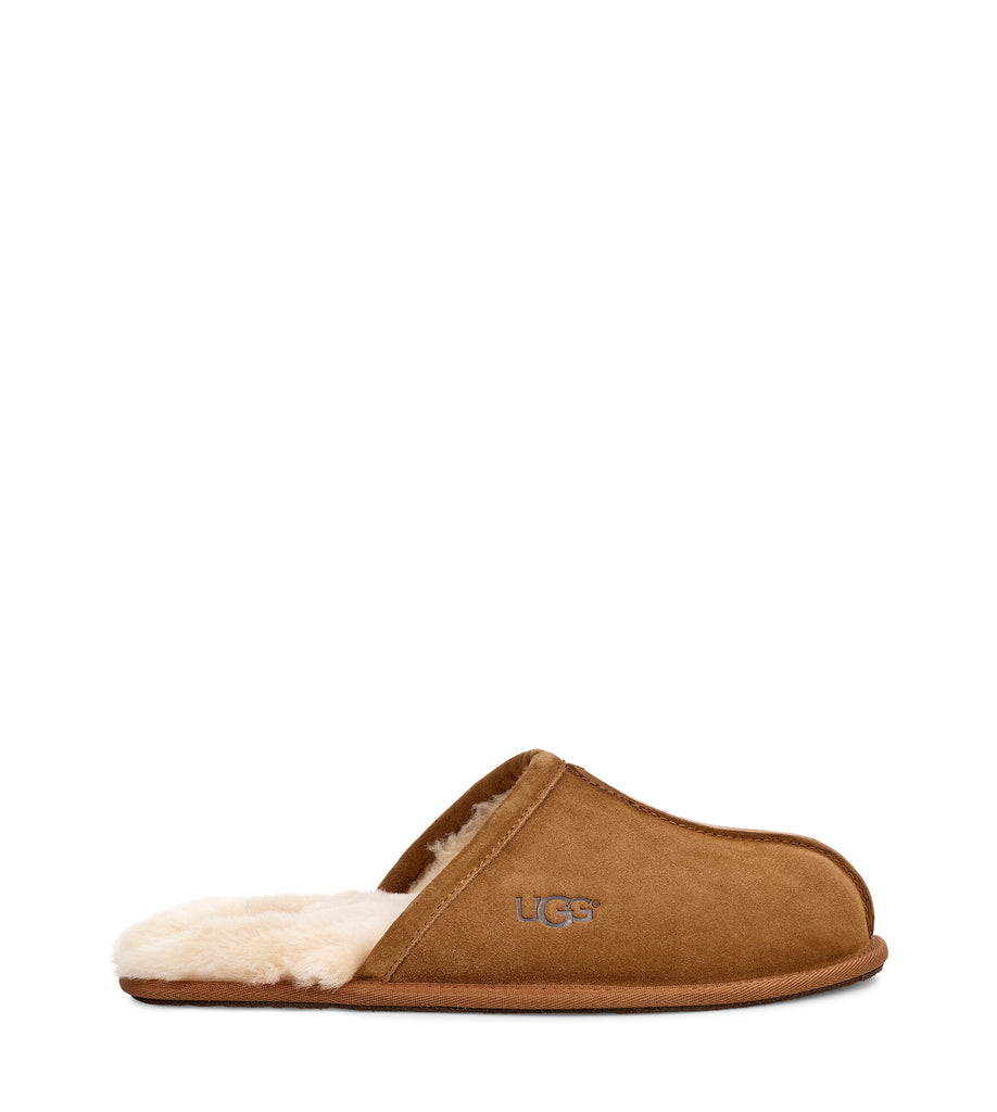 UGG Mens Slipper - Scuff - Chestnut - Macaroon Collection