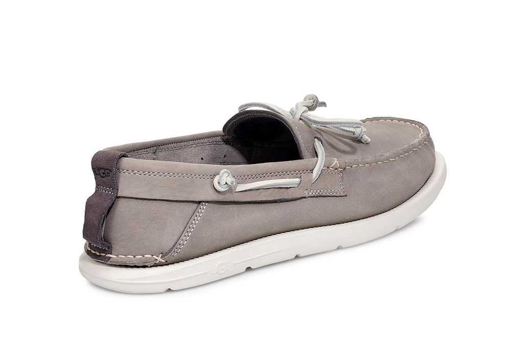 UGG Mens Slip-on - Beach Moc - Seal - Macaroon Collection