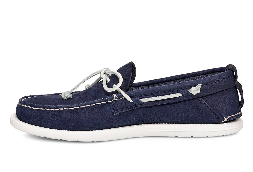 UGG Mens Slip-on - Beach Moc - Navy - Macaroon Collection
