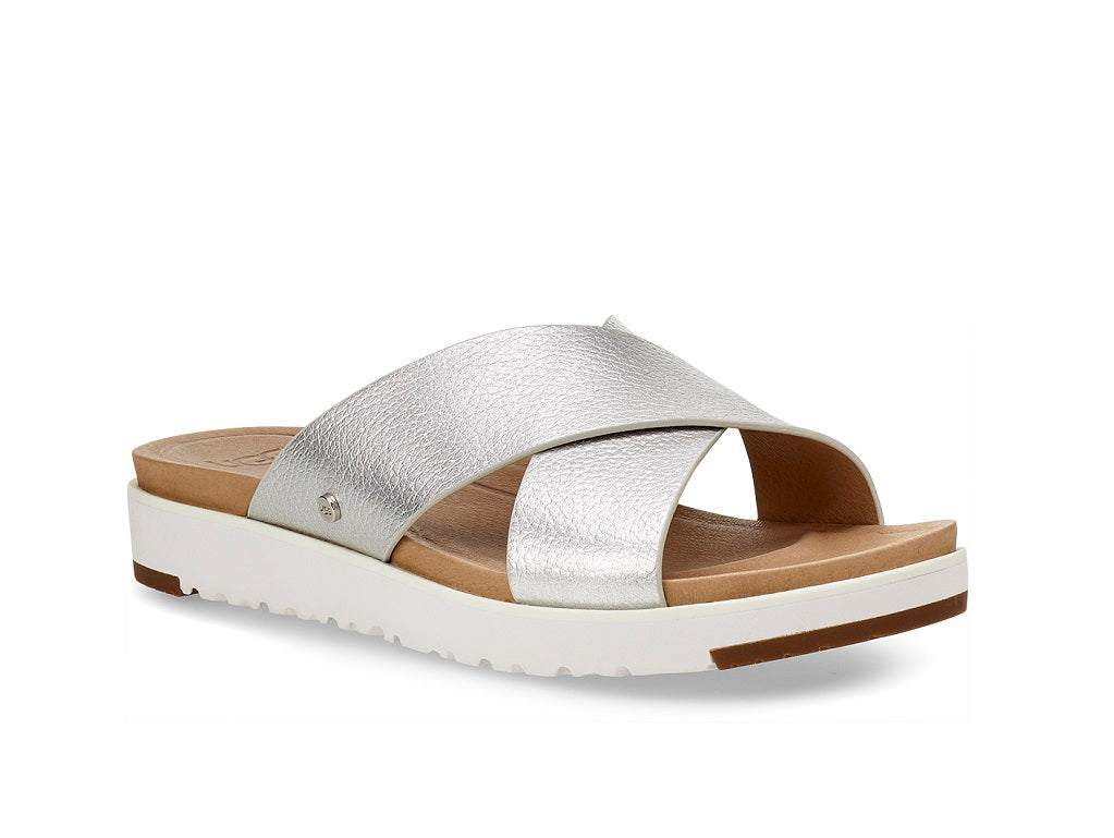 UGG Sandals - Kari - Silver - Macaroon Collection
