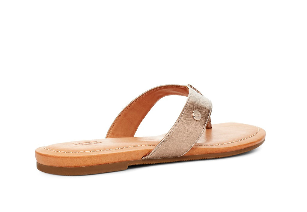 UGG Sandals - Toulumme - Light Bronze - Macaroon Collection