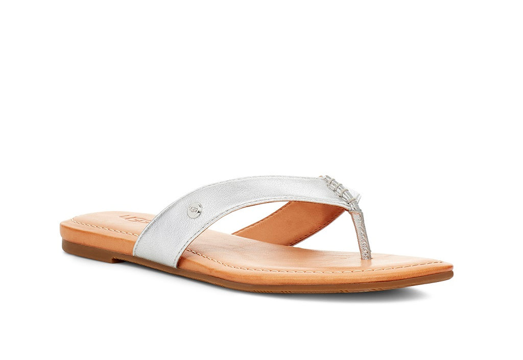 UGG Sandals - Toulumme - Silver - Macaroon Collection