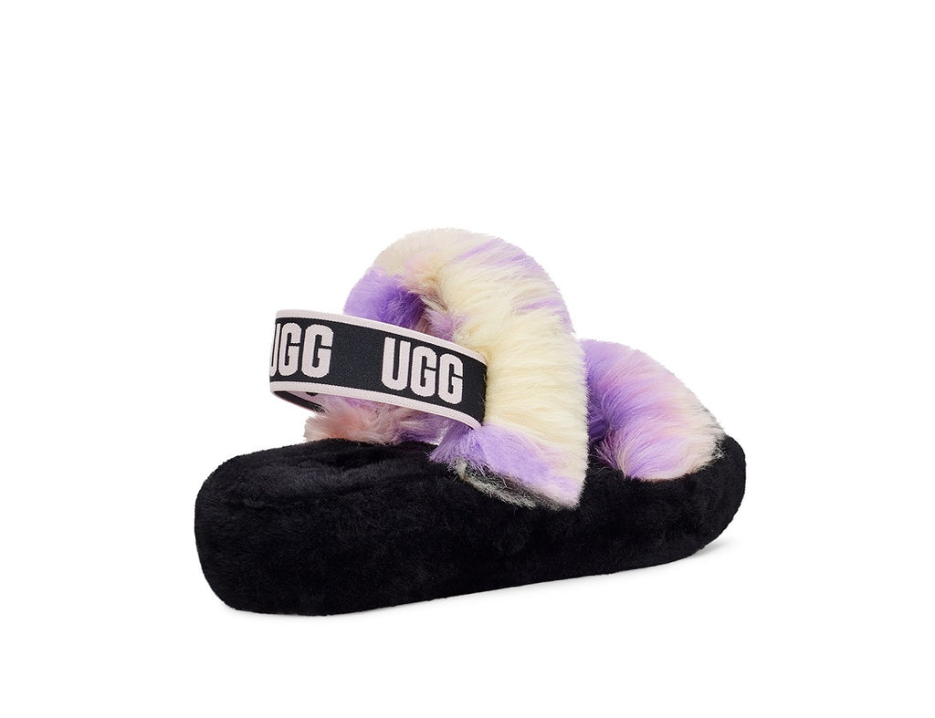 UGG Oh Yeah Slipper - Tie Die - Macaroon Collection