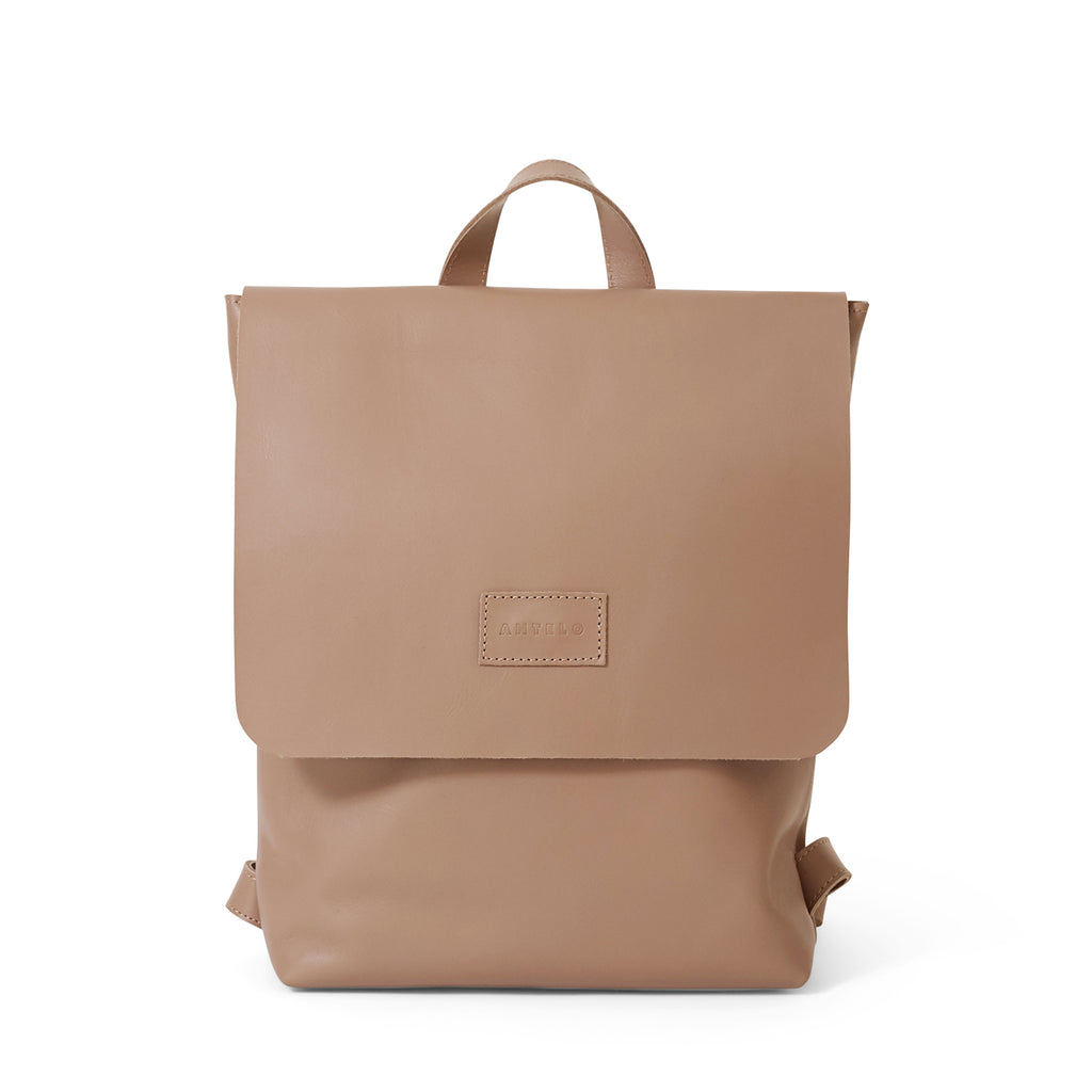 Combo Deal ** Antelo Henry Leather Backpack with matching Jeanie Sling - click for colour options - Macaroon Collection