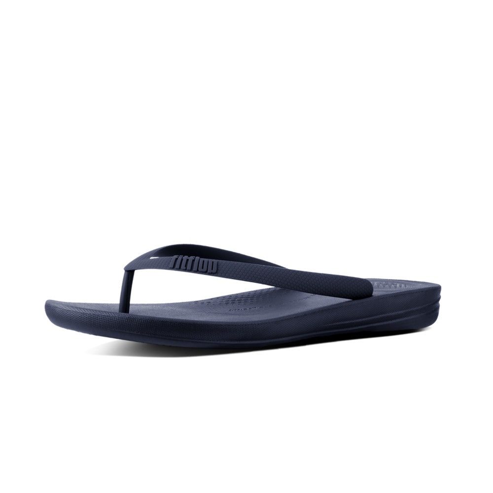 Mens IQUSHION Flip Flop - Navy - Macaroon Collection