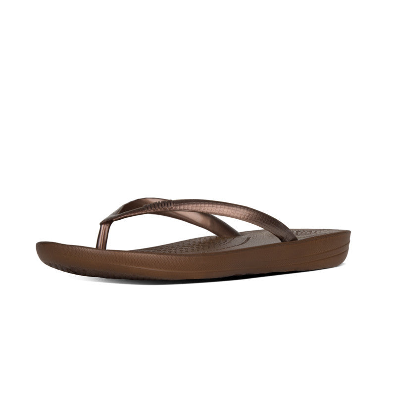 IQUSHION Flip Flop - Bronze - Macaroon Collection