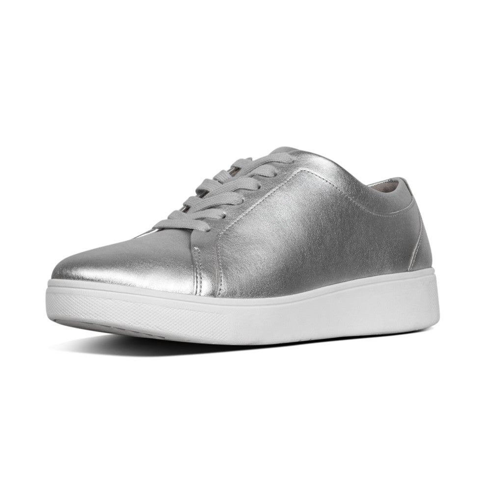 Fitflop Rally Sneakers - Silver - Macaroon Collection