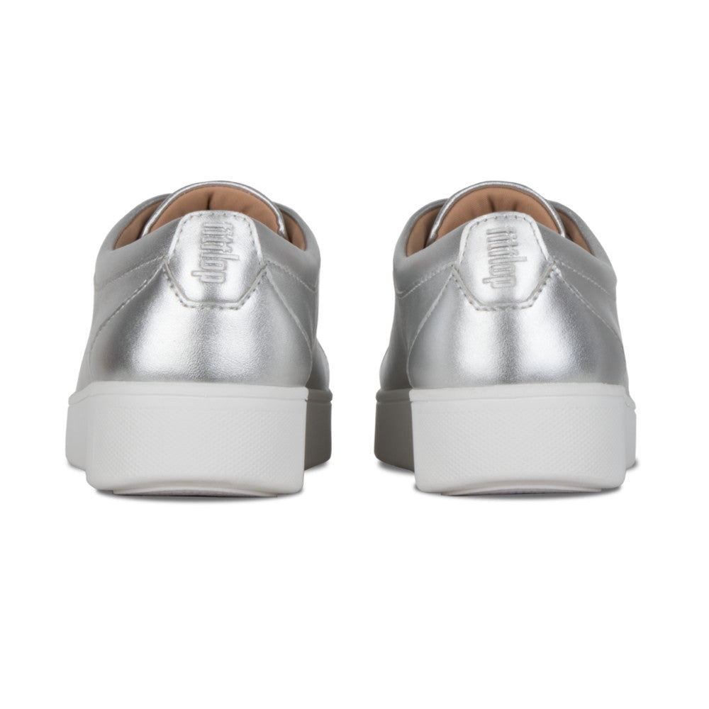 Fitflop Rally Sneaker - Silver - Macaroon Collection