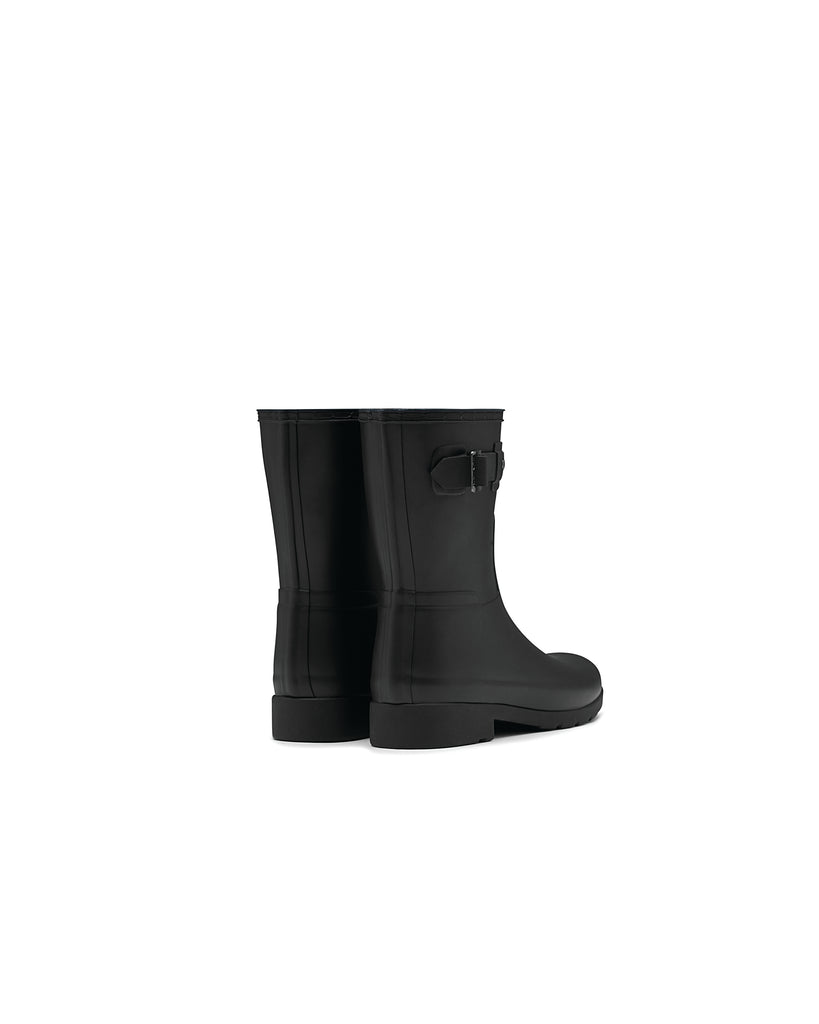 Hunter Boots - Refined Short - Black Matt, Hunter Boots, [product-type] - Macaroon Collection