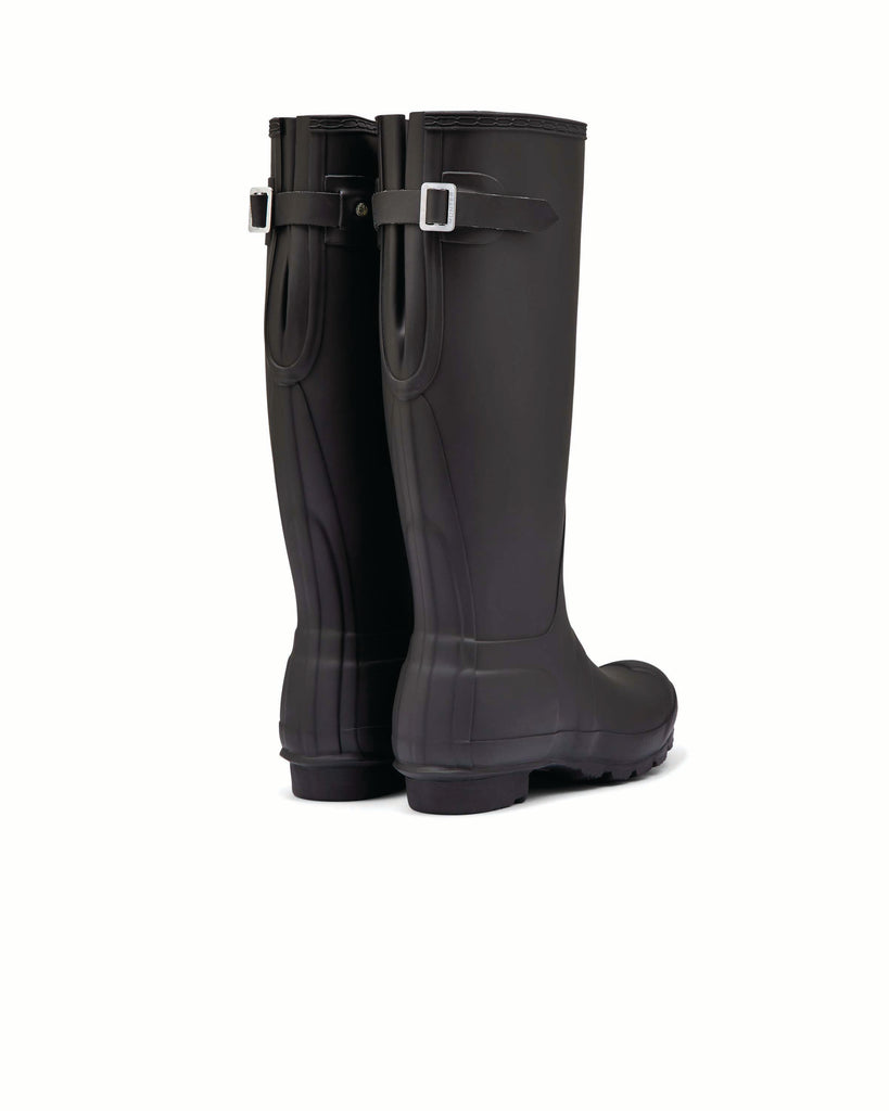 Hunter Boots - Original Tall Back Adjustable - Black, Hunter Boots, [product-type] - Macaroon Collection