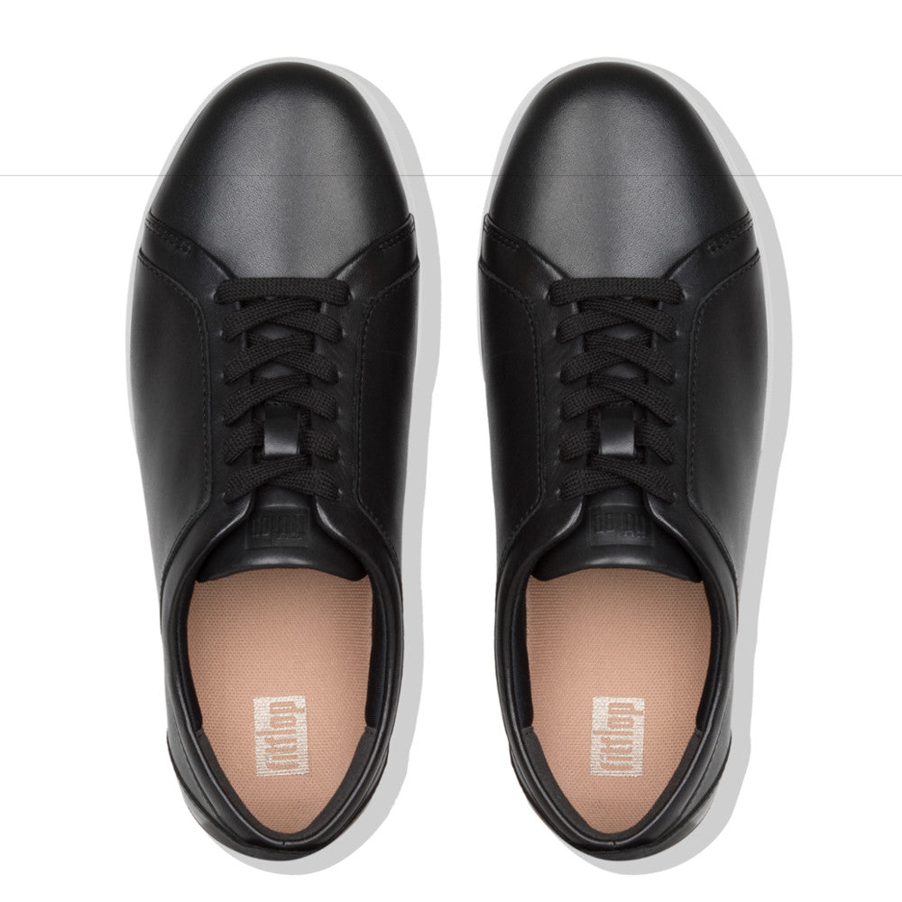 Fitflop Rally Sneaker - Black - Macaroon Collection