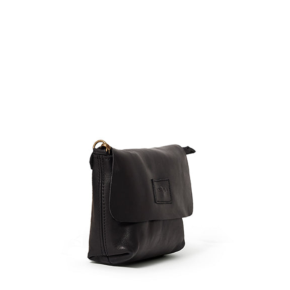 Antelo Jeanie Leather Handbag / Sling - Black, Antelo Leather, [product-type] - Macaroon Collection