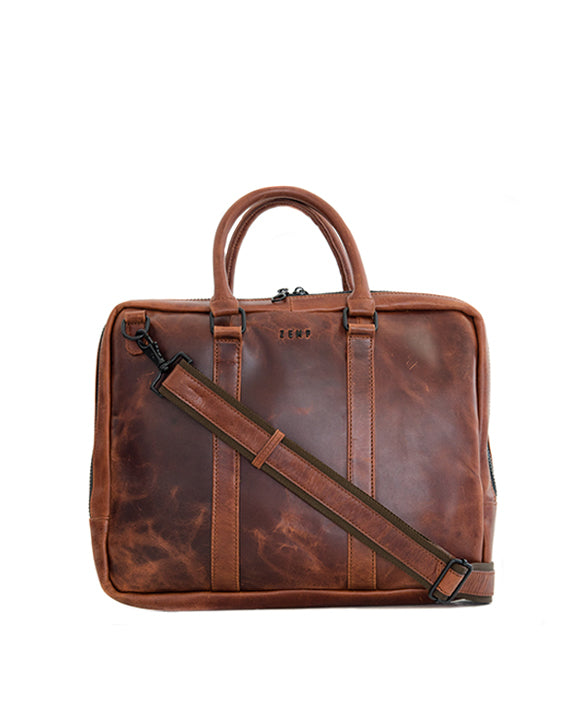 "Zemp Supernova 13"" Laptop Bag - Chestnut - Macaroon Collection"