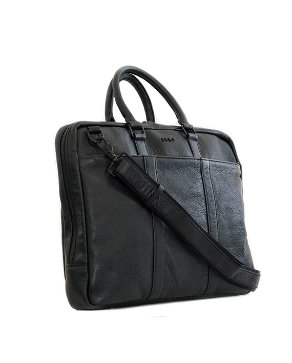 "Zemp Supernova 15"" Laptop Bag - Black - Macaroon Collection"