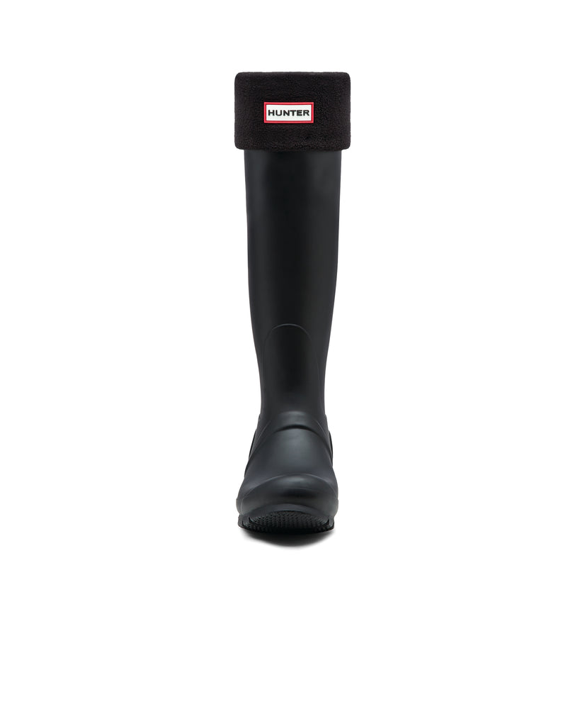 Hunter Tall Boot Socks - Black, Hunter Boots, [product-type] - Macaroon Collection