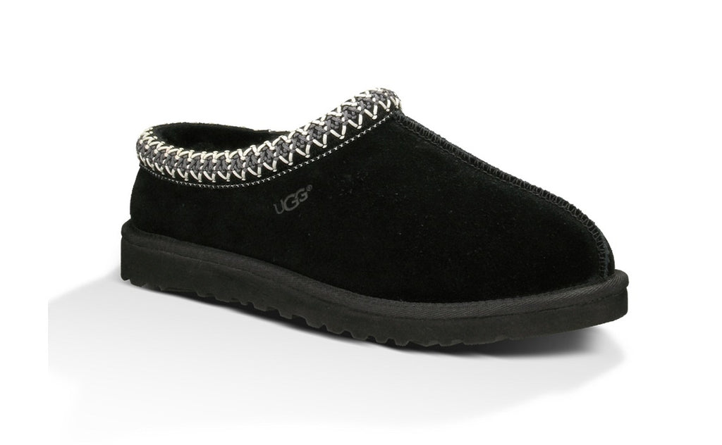 UGG Unisex Slipper - Tasman - Black - Macaroon Collection