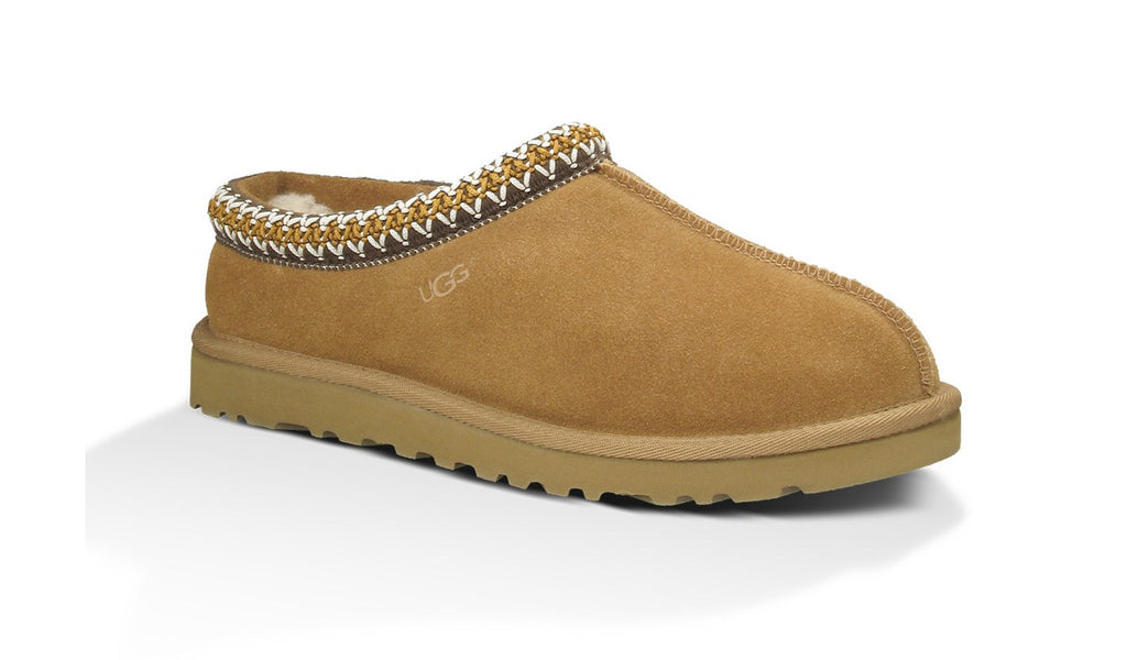 UGG Unisex Slipper - Tasman - Chestnut - Macaroon Collection