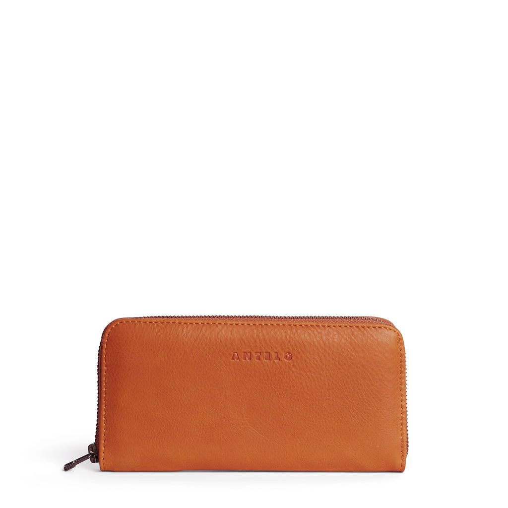 Antelo Hayley Leather Wallet - Cider