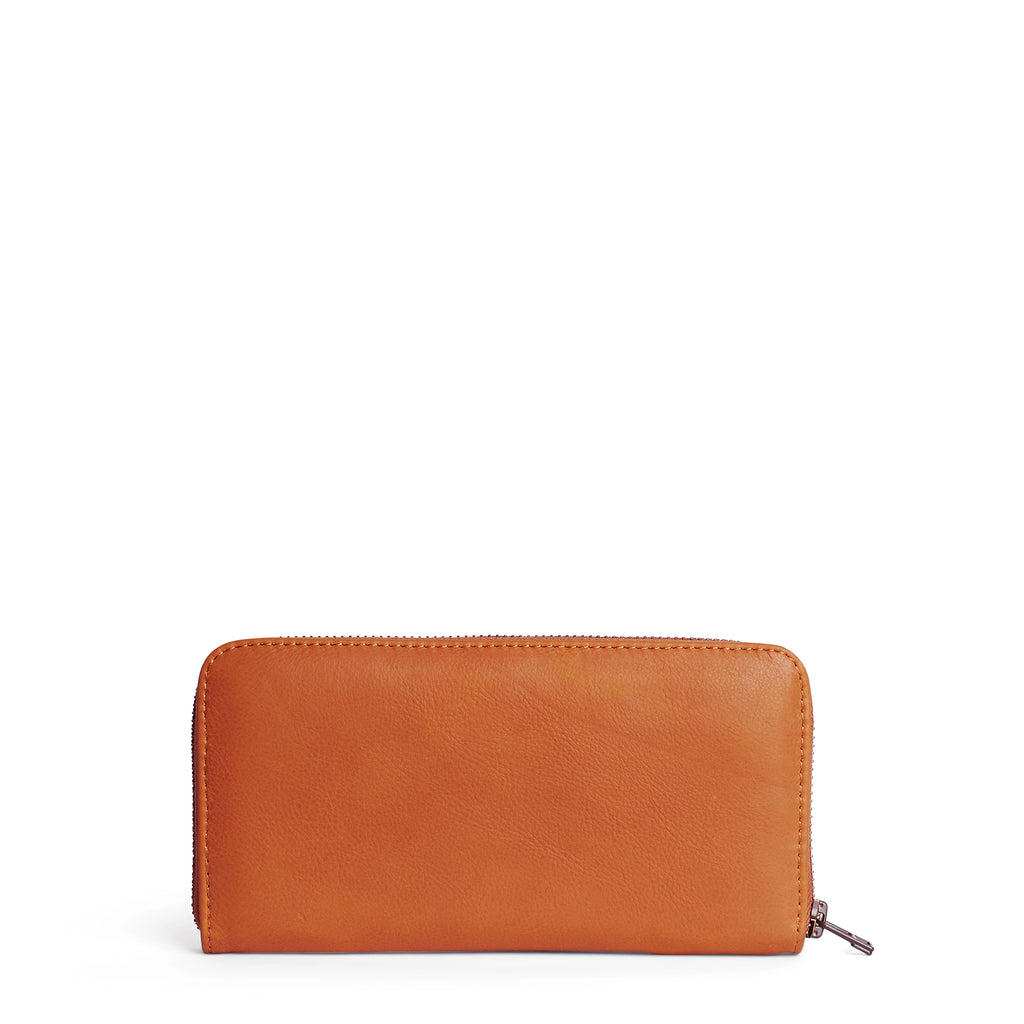 Antelo Hayley Leather Wallet - Cider - Macaroon Collection