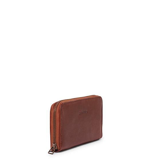 Antelo Hayley Leather Wallet - Tan, Antelo Leather, [product-type] - Macaroon Collection