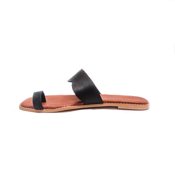 Claudia Leather Sandals - click for colour options - Macaroon Collection