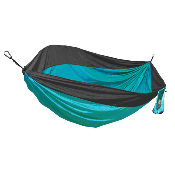 Single Person Hammock + Hammock Straps Discount Bundle