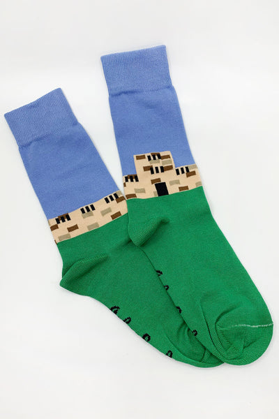 Ocker Socks Forgan Smith