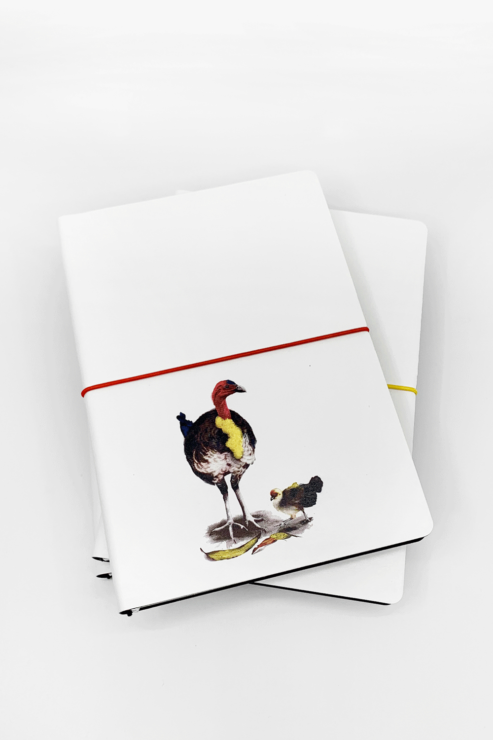 UQ Notebook Turkey Print