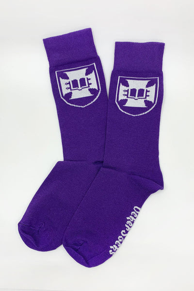 Ocker Socks UQ Shield