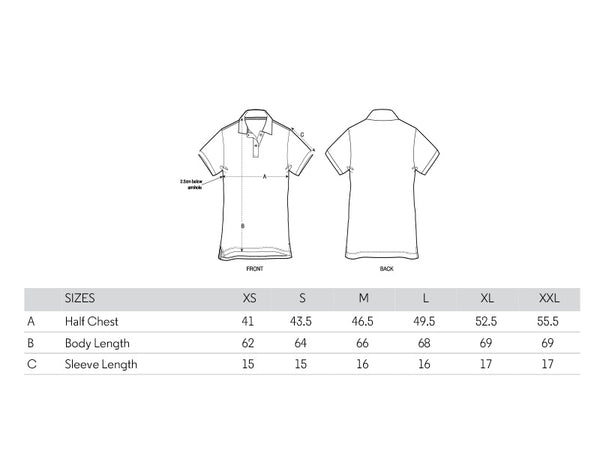 UQ Shield Womens Polo - Grey
