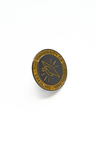 UQ Graduation Pin
