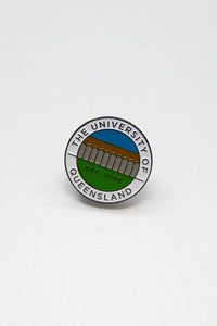 UQ Great Court Pin