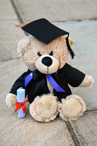 UQ Graduation Bear