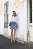 California Denim Skirt