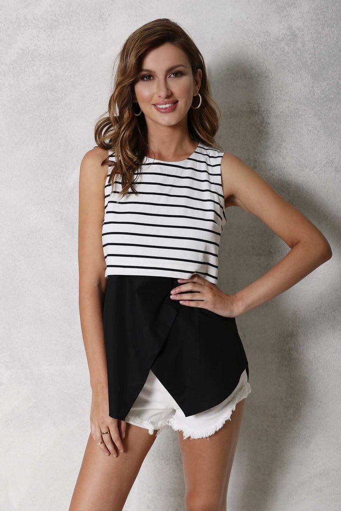 Nautical Nights Top