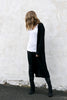Never Ending Cardigan - Black