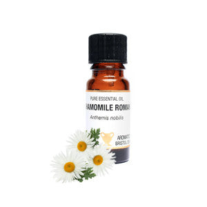 Chamomile Roman Essential Oil 10ml - Health Emporium