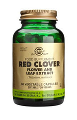 Red Clover Flower and Leaf Extract 60 Vegetable Capsules