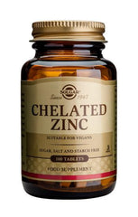 Chelated Zinc 100 Tablets