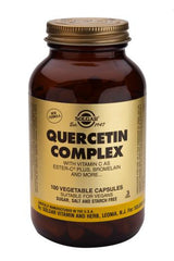 Quercetin Complex Vegetable 100 Capsules