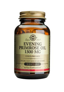 Evening Primrose Oil 1300 mg 30 Softgels - Health Emporium