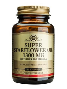 Super Starflower Oil 1300 mg OUT OF STOCK ( BACK ORDER ONLY) - Health Emporium